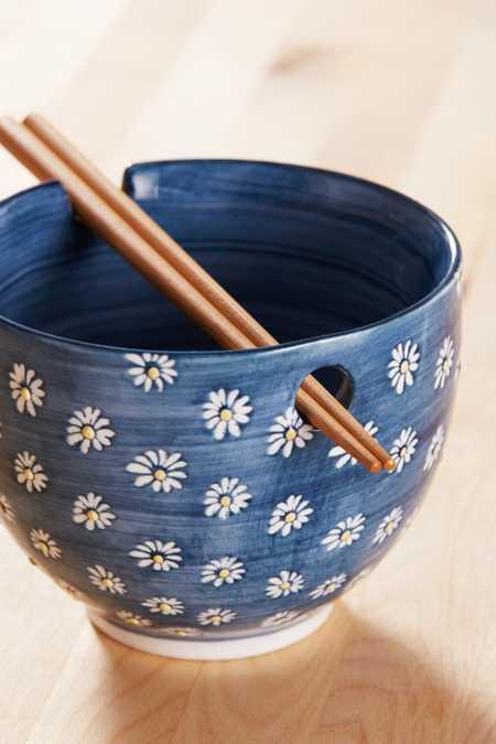 Noodle Bowl   Chopsticks Set