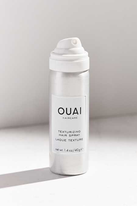 OUAI Mini Texturizing Hair Spray