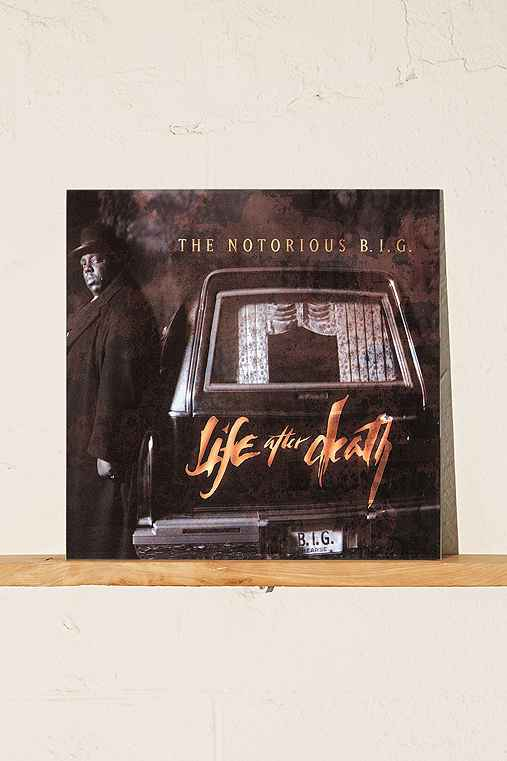 The Notorious B.I.G. - Life After Death 3XLP,BLACK,ONE SIZE