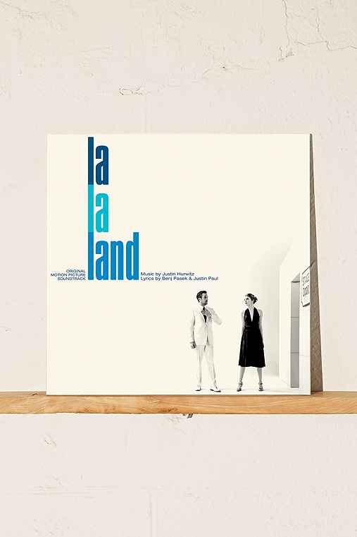 Various Artists - La La Land Soundtrack LP,BLACK,ONE SIZE