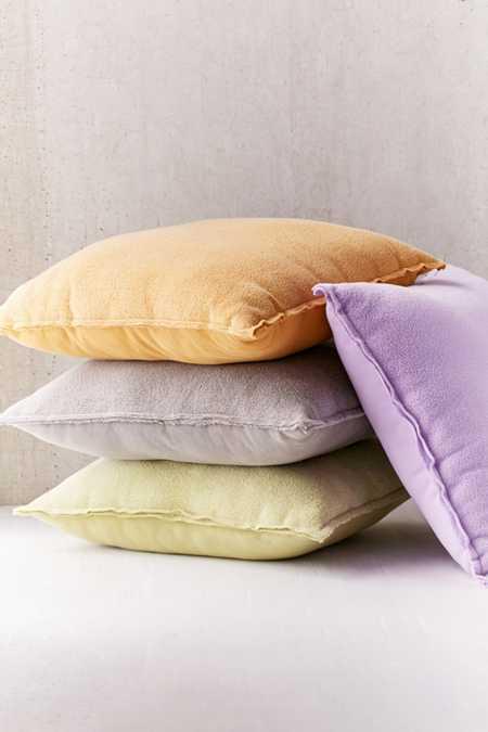 Beach Fleece Pillow