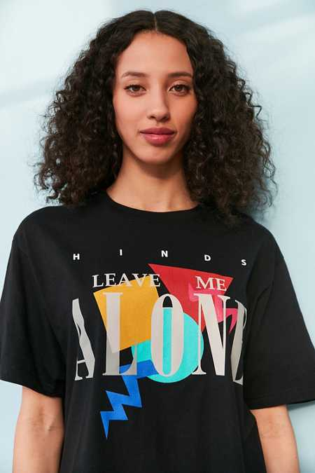 Hinds Leave Me Alone Tee