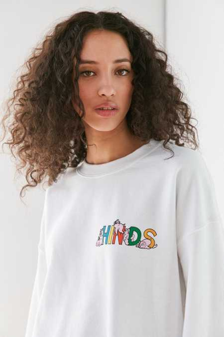 Hinds Pigs Crew-Neck Sweatshirt