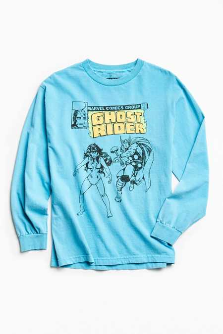 Kostas Seremetis X Marvel Ghost Rider Long Sleeve Tee