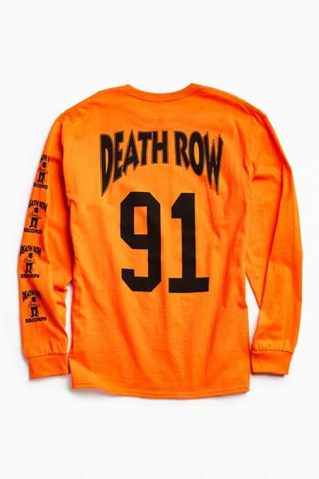 Death Row '91 Long Sleeve Tee