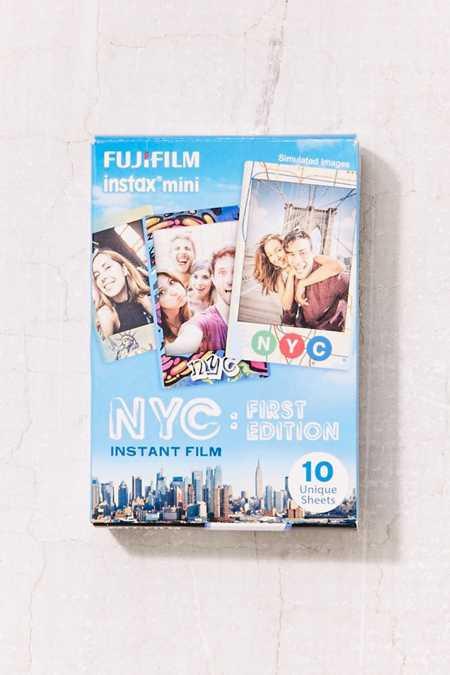 Fujifilm Instax Mini NYC Film