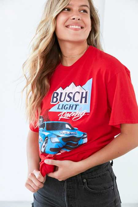 Junk Food Busch Racing Tee