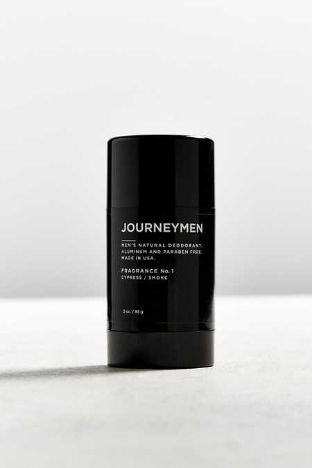 Journeymen Natural Deodorant Stick