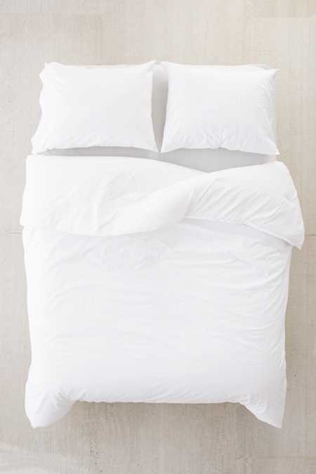 Washed Cotton Comforter