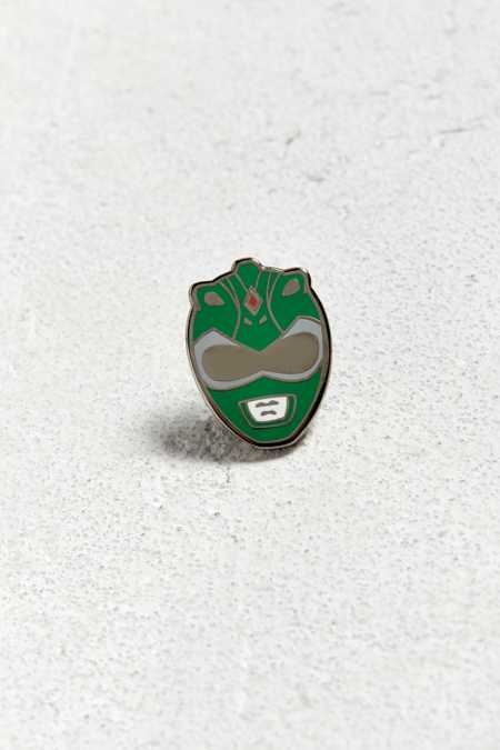 Pintrill Power Rangers Helmet Pin