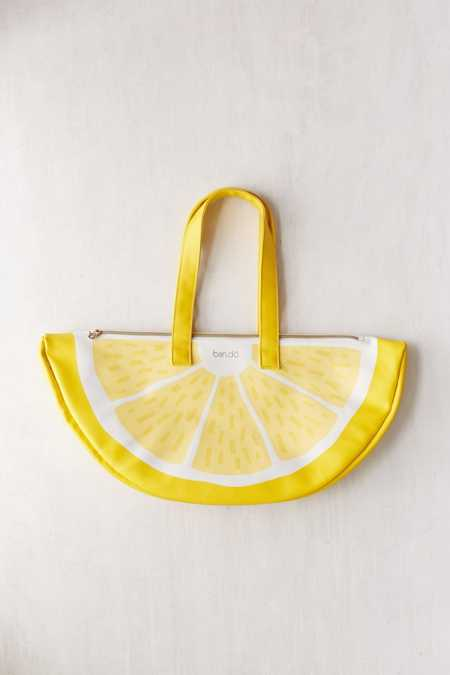 ban.do Lemon Cooler Bag