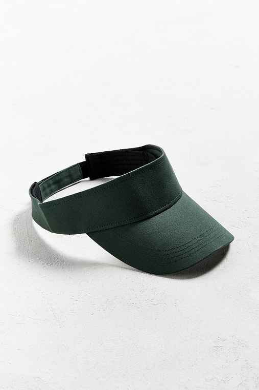 UO Visor,GREEN,ONE SIZE
