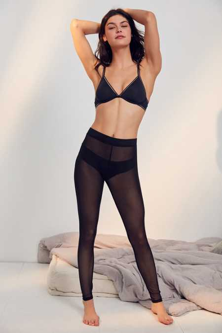 Out From Under Mesh Legging