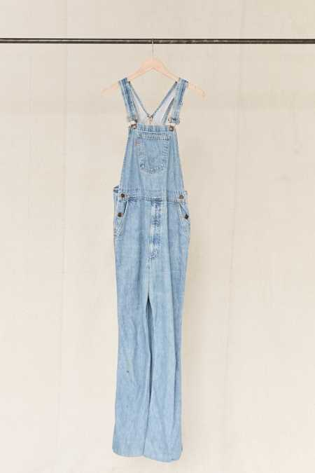 Vintage Levi's Orange Tab Denim Overall