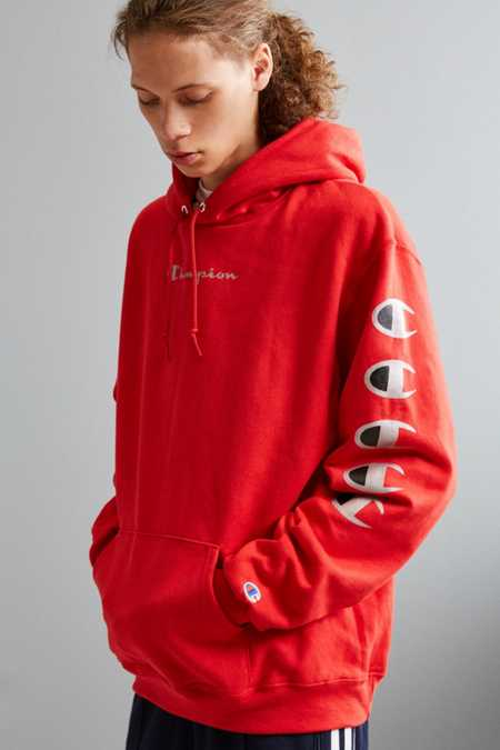 Champion Repeat Eco Hoodie Sweatshirt