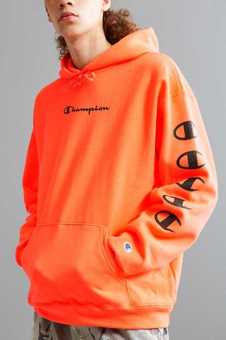 Champion Repeat Echo Hoodie Sweatshirt