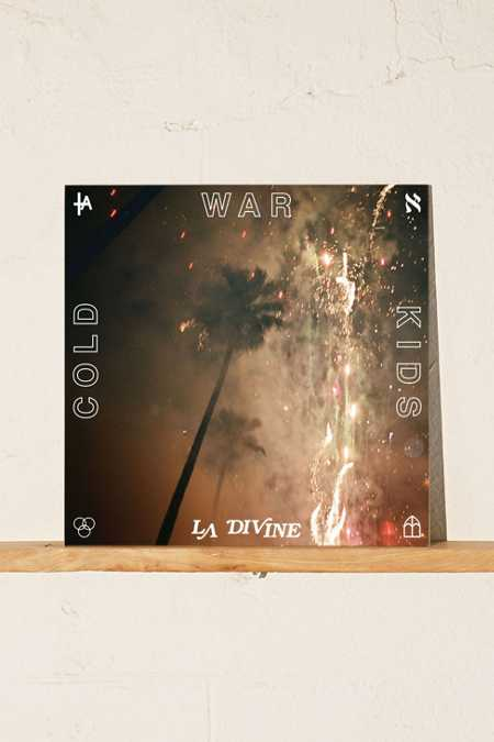 Cold War Kids - L.A. Divine Exclusive LP