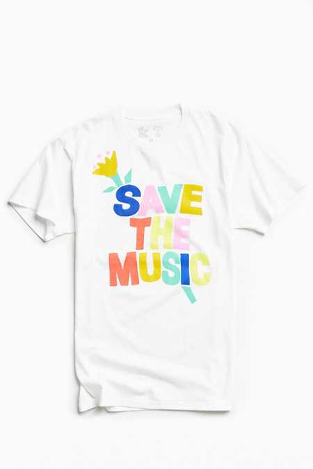 UO + VH1 Save The Music Foundation Tee
