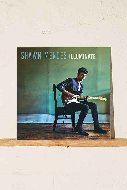 Shawn Mendes - Illuminate LP,BLACK,ONE SIZE