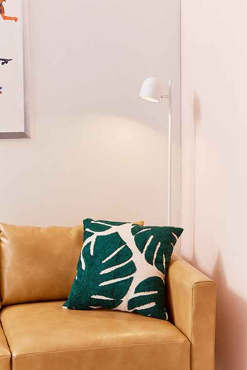Wilkie Floor Lamp,WHITE,ONE SIZE