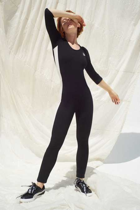 Puma T7 Bodycon Jumpsuit