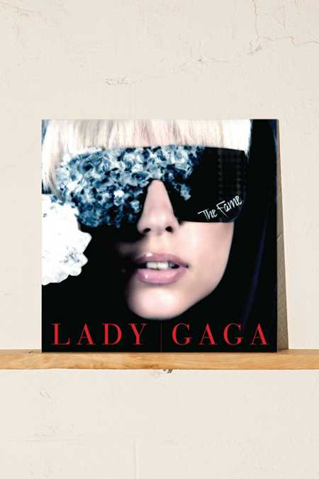 Lady Gaga - The Fame LP