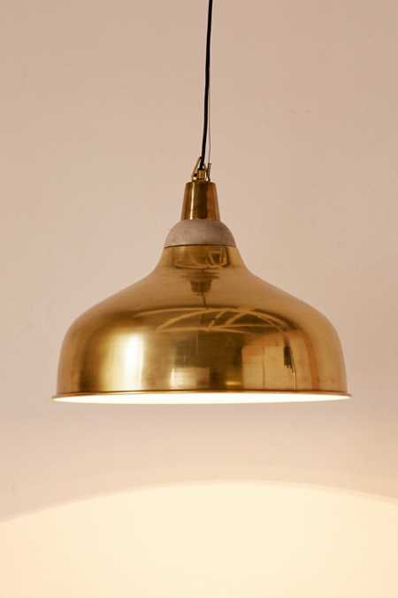 Silas Metal Pendant Light