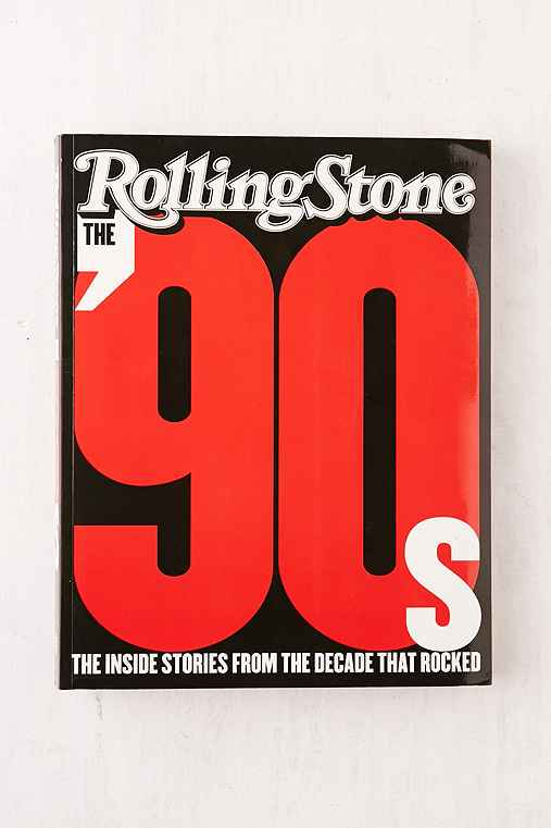The '90s: The Inside Stories from the Decade That Rocked By The Editors Of Rolling Stone,ASSORTED,ONE SIZE