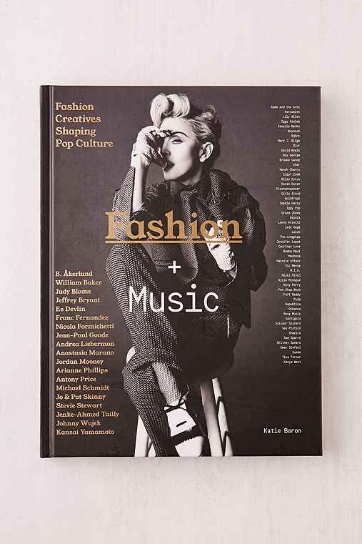 Fashion + Music: Fashion Creatives Shaping Pop Culture By Katie Baron,ASSORTED,ONE SIZE