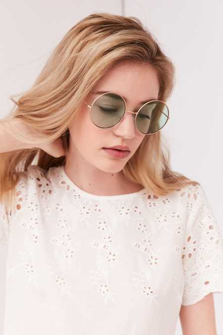 Margaret Round Sunglasses