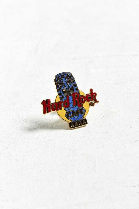 Vintage Hard Rock Cafe Tiki Kona Pin