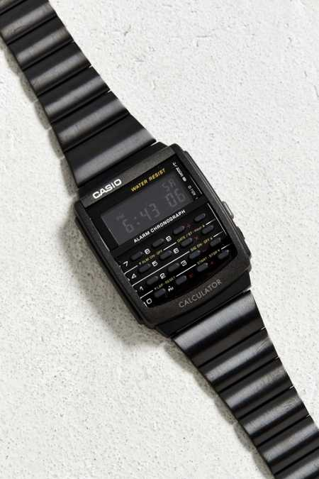 Casio Vintage Calculator Watch