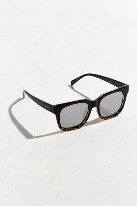 Quay Libre Pattern Sunglasses