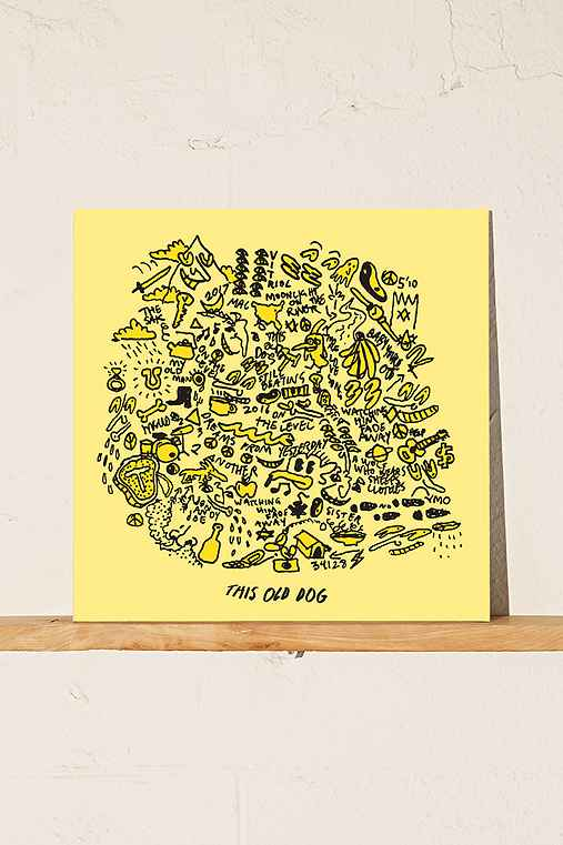 Mac Demarco - This Old Dog LP,BLACK,ONE SIZE