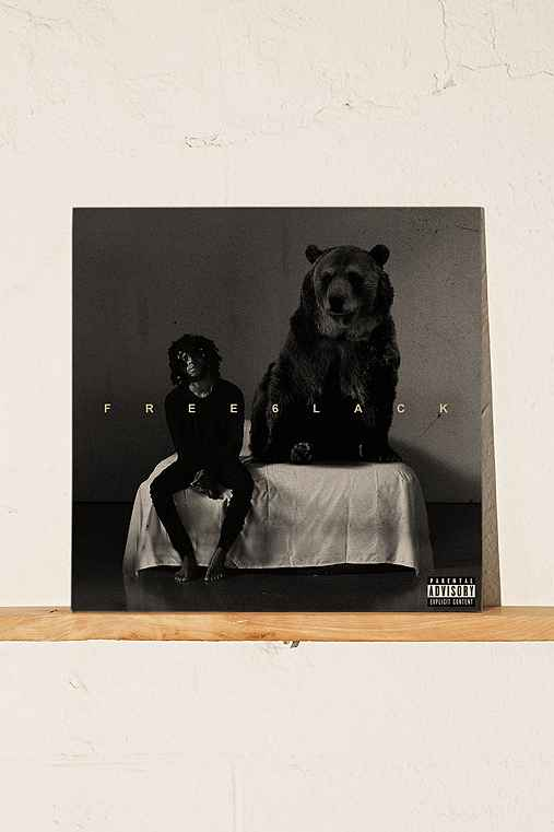 6LACK - FREE 6LACK LP,BLACK,ONE SIZE