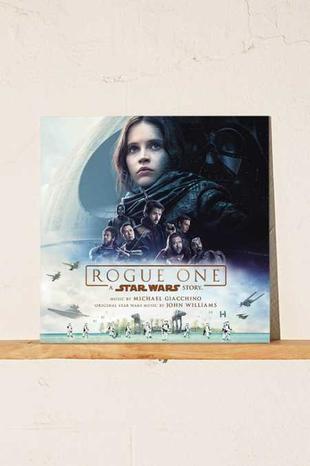 Michael Giacchino - Rogue One: A Star Wars Story Soundtrack LP