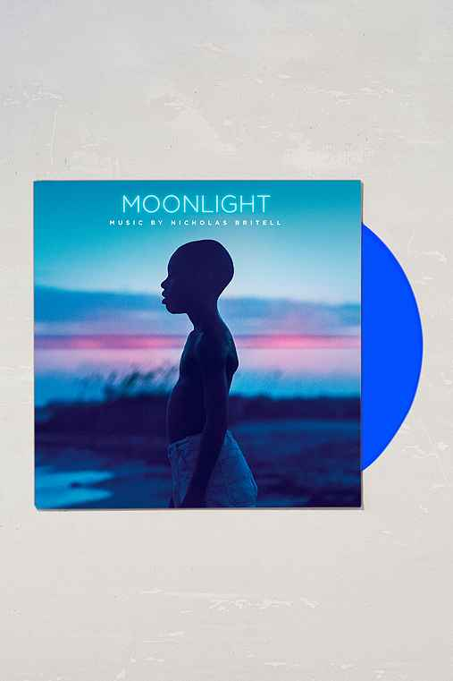 Various Artists - Moonlight Soundtrack LP,BLUE,ONE SIZE