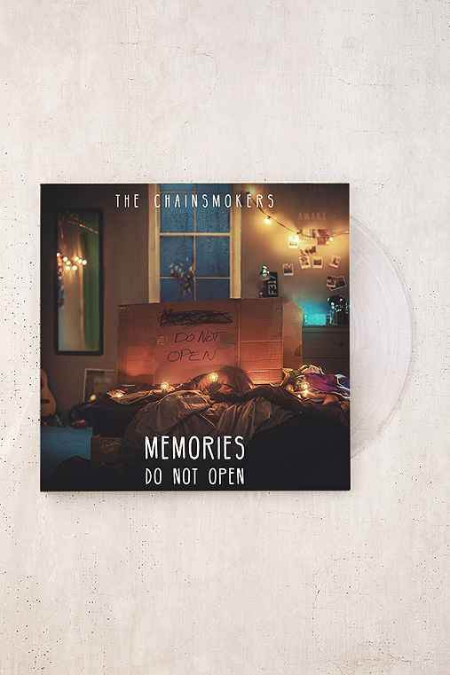 The Chainsmokers - Memories...Do Not Open Exclusive LP,CLEAR,ONE SIZE