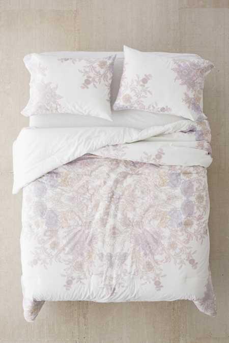 Analise Floral Medallion Comforter Snooze Set