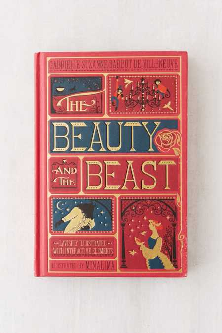 Beauty And The Beast By Gabrielle-Suzanna Barbot de Villenueve