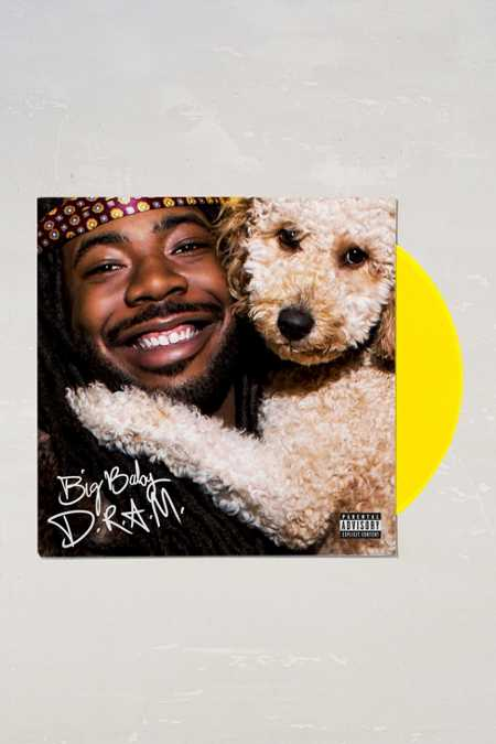 D.R.A.M. - Big Baby D.R.A.M. Limited Pressing LP