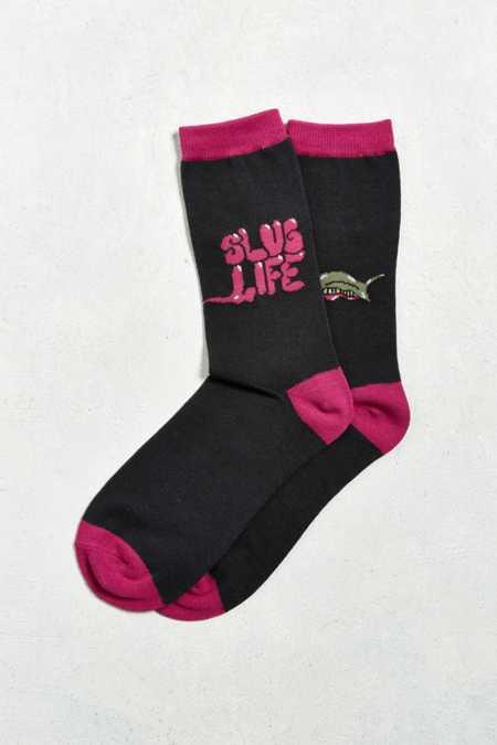 Slug Life Sock