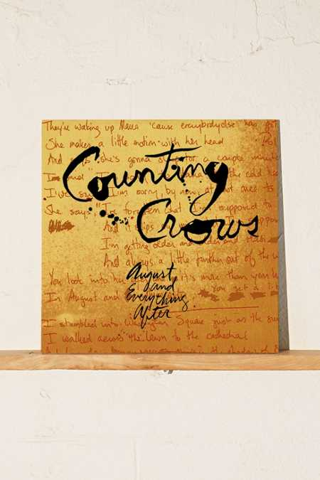 Counting Crows - August And Everything After 2X LP