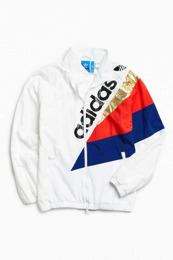 bcc1278b97a Adidas X Uo Track Windbreaker Jacket Urban Outfitters | 2019 trends ...