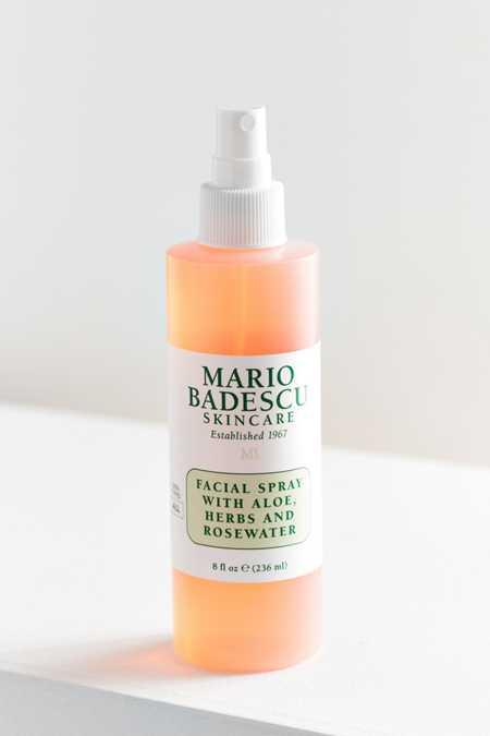 Mario Badescu Facial Spray With Aloe, Herbs And Rosewater 8 oz