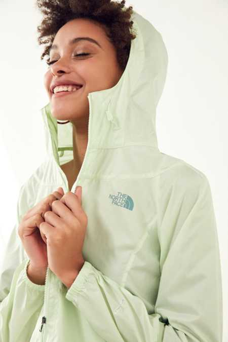 The North Face Flyweight Hoodie Windbreaker Jacket