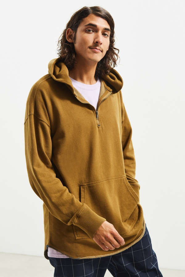 44520dd74a88 Champion Uo Reverse Weave Mini Logo Hoodie Sweatshirt Urban Outfitters