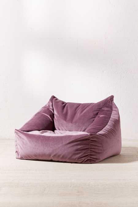 Cooper Velvet Lounge Chair