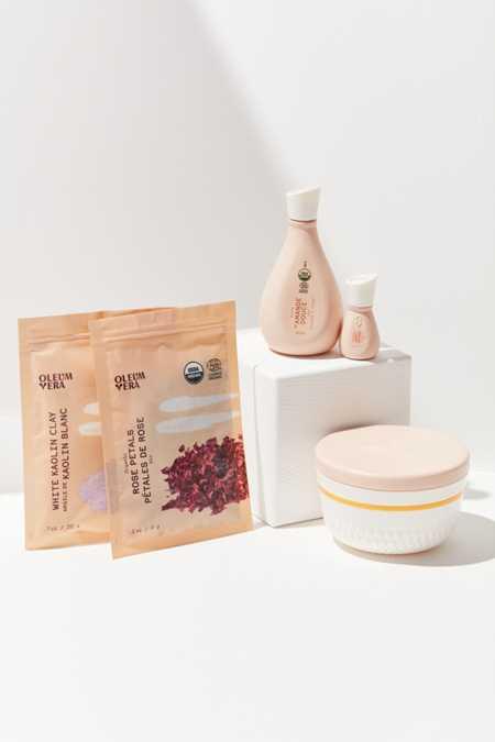 Oleum Vera Do-It-Yourself Skincare Kit