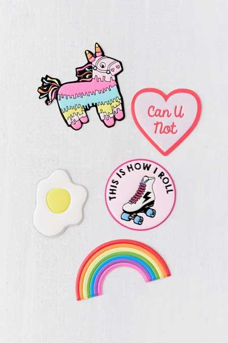 Skinnydip Plushie Stickers Pack